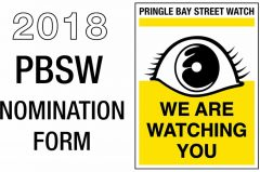 PBSW AGM 2018 Nomination Form