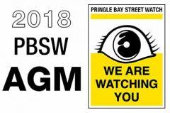 2018 PBSW Annual General Meeting