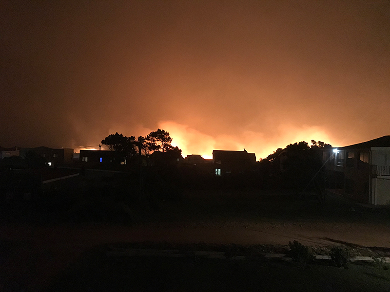 Pringle Bay Fire Report Back Meeting March 2019